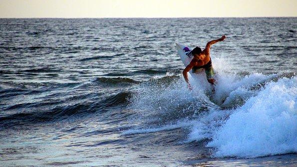 Geschwindigkeit Jaco Surfer