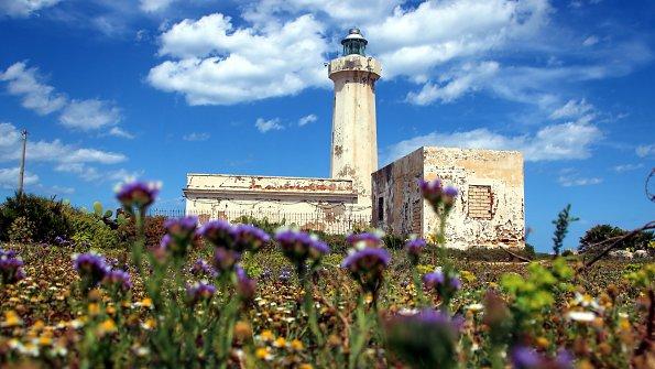 Leuchtturm Sizilien