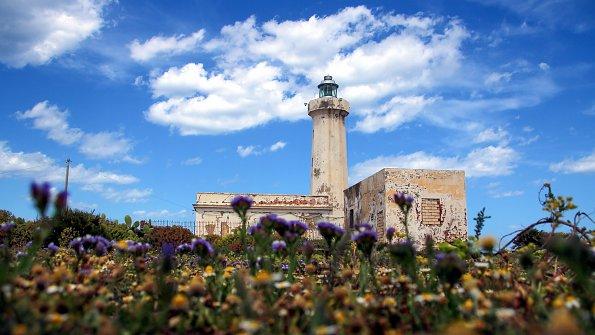Mediterrane Leuchtturm