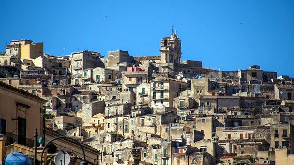 Modica Italien