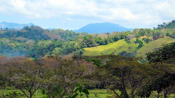 Natur Mittelamerika
