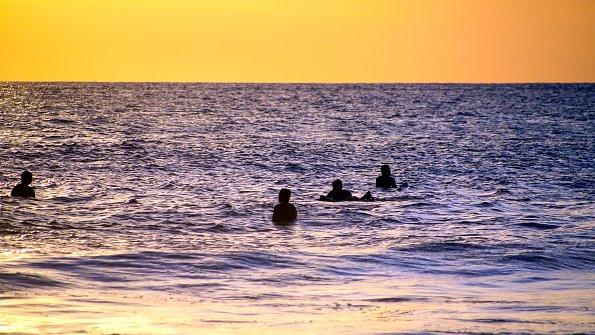 Pazifik Playa Hermosa Ozean