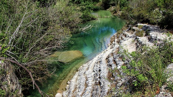 Quellwasser Bach