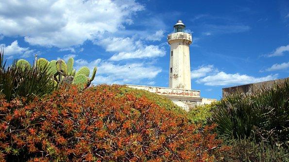 Sizilien Leuchtturm