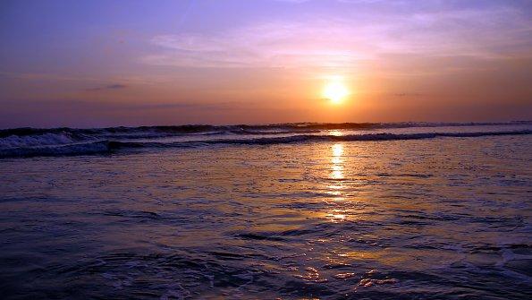 Sonnenuntergang Sehnsucht