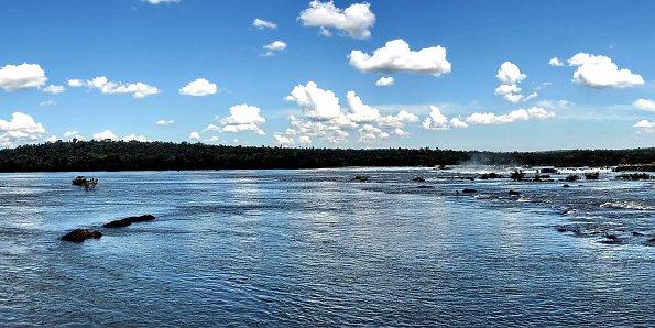 Suedamerika Fluss