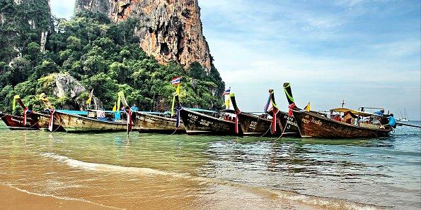 Thailand Kueste