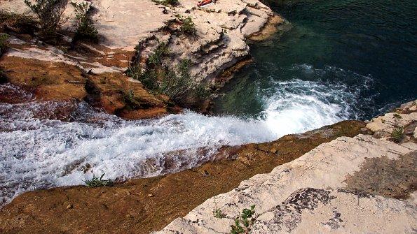Wasser Sizilien