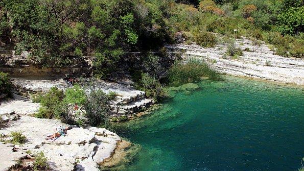 Wasser Ufer