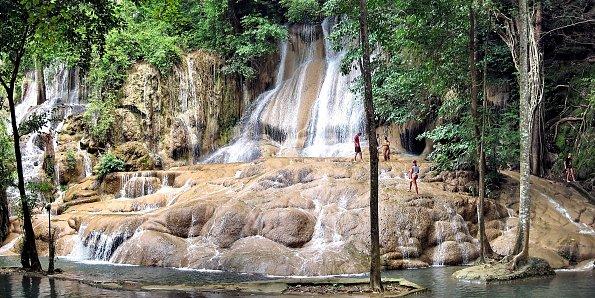 Wasserfall Thailand