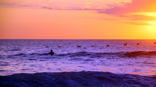 Wellen Playa Hermosa