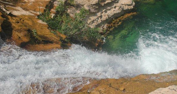 Fliessendes Wasser