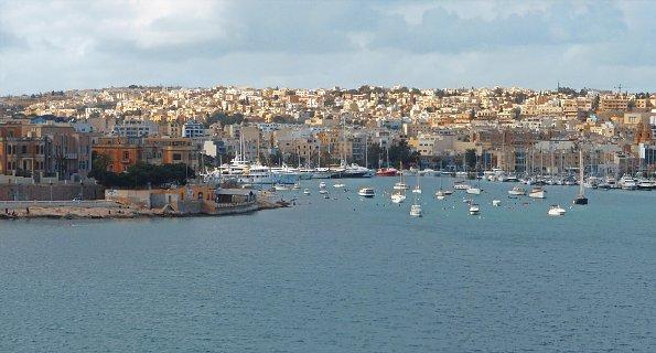 Hafen Valetta 1