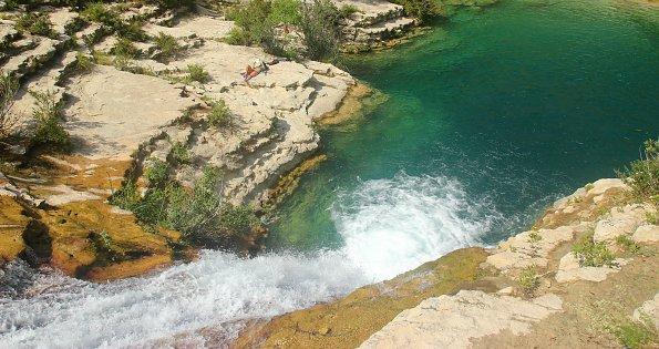 Schlucht Wasserfall