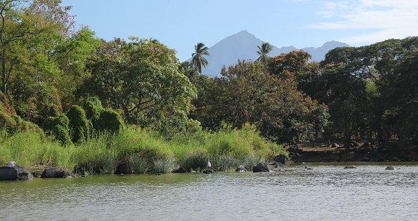 Vulkan Insel