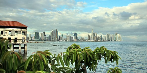 Altstadtaussicht Panama