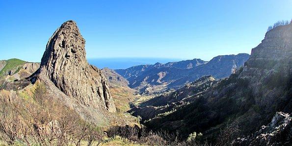 Berg auf La Gomera
