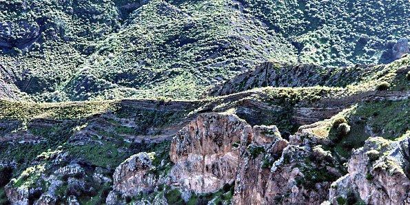 Berge auf GranCanaria