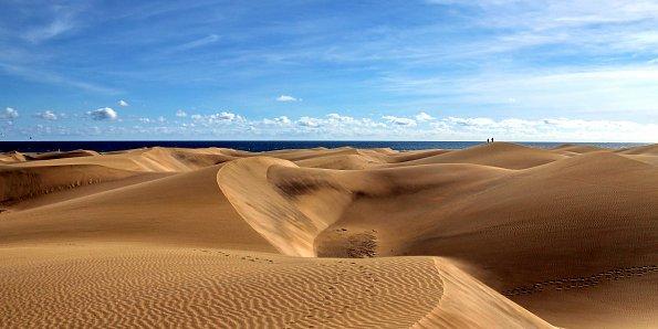 Gran Canaria Wueste