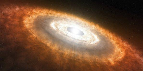 Kosmische Kraefte
