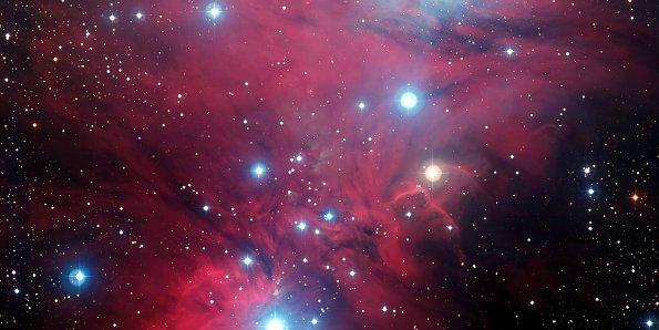 Kosmische Weiten