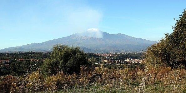 Vulkan Sizilien