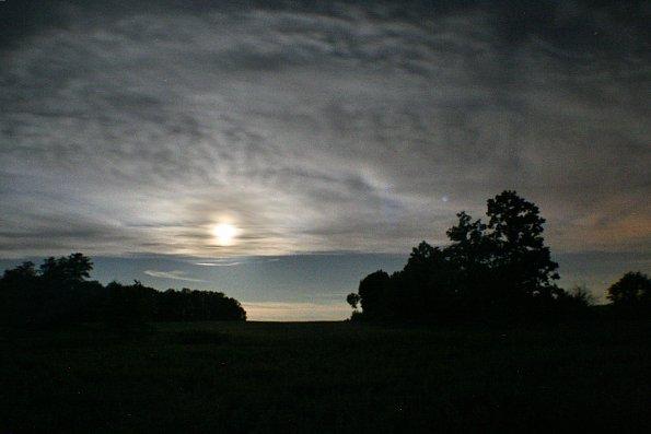 Abendhimmel Buesche