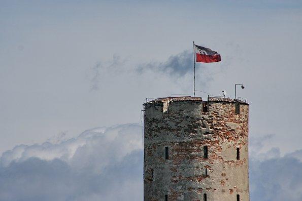 Himmel Polen