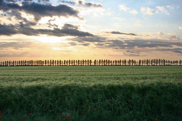 Ostdeutschland Landschaft