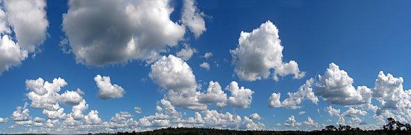 Bayern Wolken