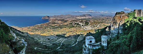 Erice Sizilien