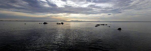 Glaenzendes Meer