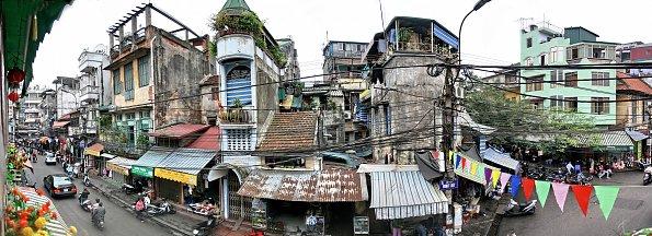 Hanoi Asien