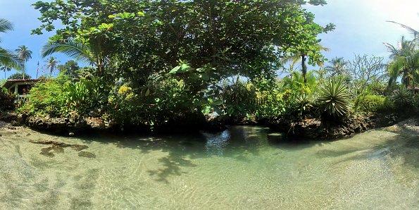 Meerwasser Pool
