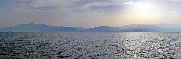 Stille Frieden Berge