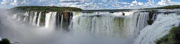 Wasserfaelle Argentinien